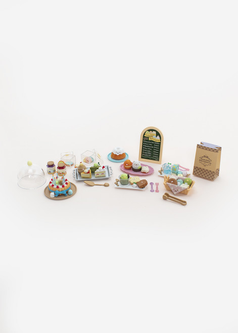 Sumikko Gurashi™ Patisserie Rement Mini Collectibles