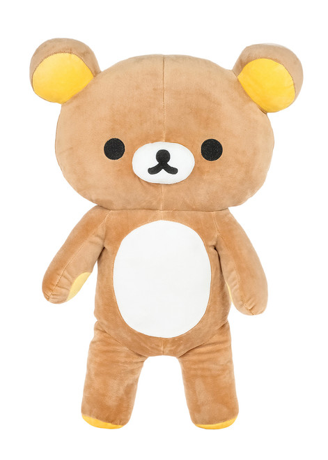 Rilakkuma Large Plush Stuffed Animal