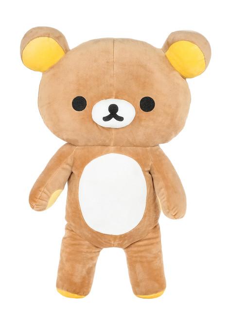 Rilakkuma Jumbo Plush Stuffed Animal