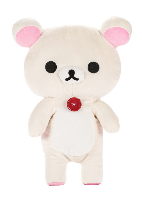 Korilakkuma Medium Plush Stuffed Animal