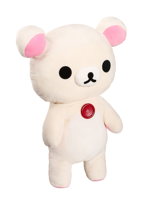 Korilakkuma Jumbo Plush Stuffed Animal