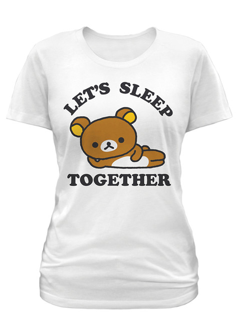 Let's Sleep Together Tshirt