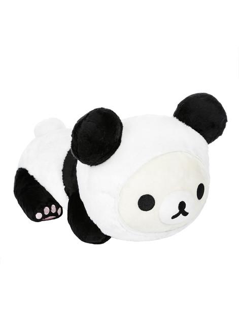 Korilakkuma Panda Laydown Plush Stuffed Animal