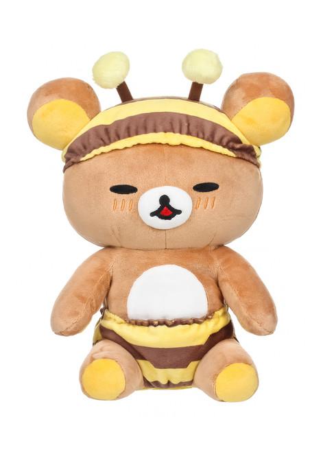 Rilakkuma Honey Bee Laydown Plush Stuffed Animal