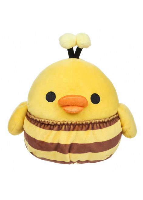 Kiiroitori Honey Bee Plush Stuffed Animal
