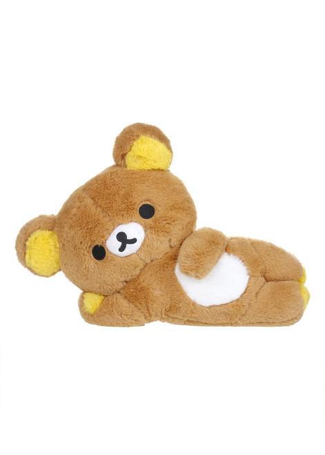 Rilakkuma Laydown Medium Long Pile Plush Stuffed Animal