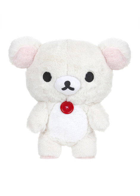 Korilakkuma Long Pile Standing Plush Stuffed Animal