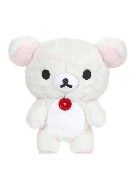 Korilakkuma Long Pile Standing Plush Stuffed Animal