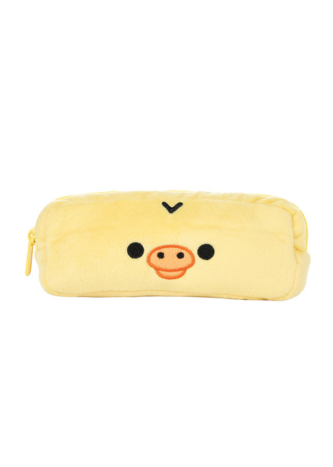 Kiiroitori Face Pencil Case