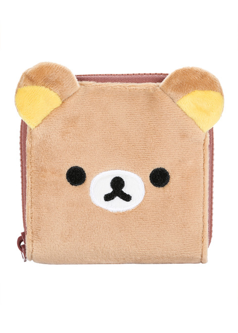 Rilakkuma Face Coin Purse
