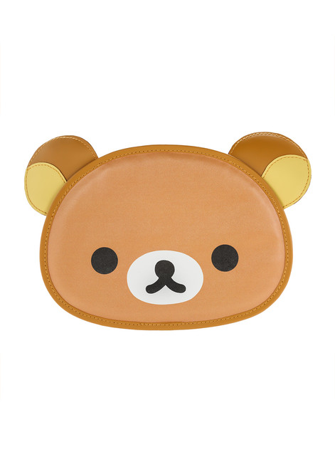 Rilakkuma Face Purse Messenger Bag
