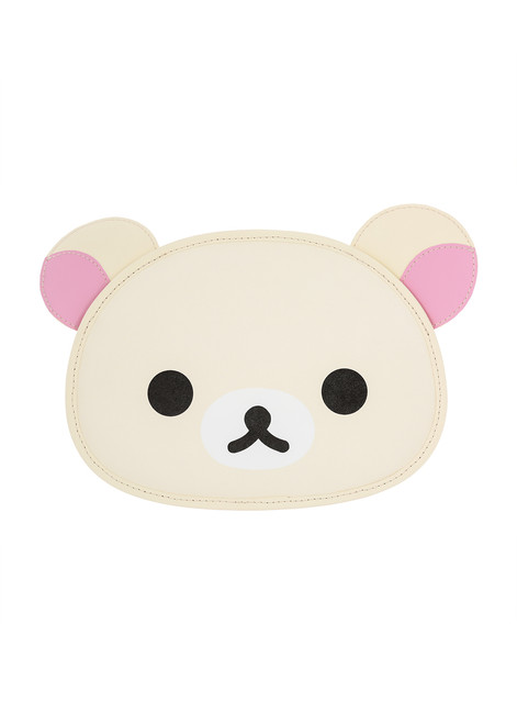 Korilakkuma Face Purse Messenger Bag