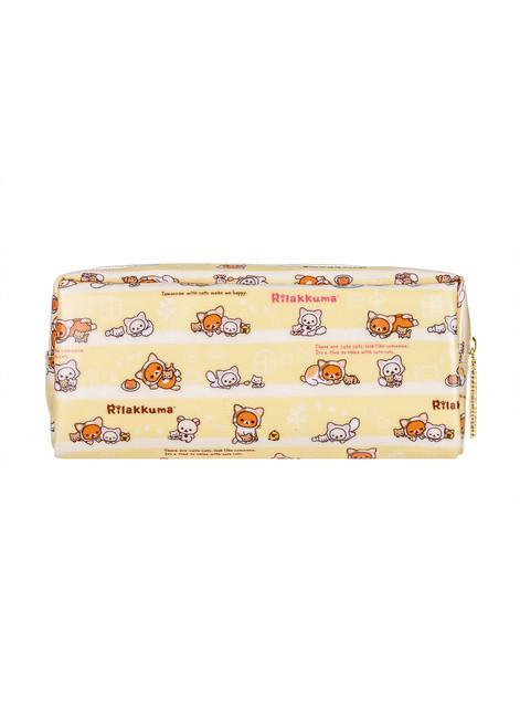 Rilakkuma cat Pencil/cosmetics Pouch and case