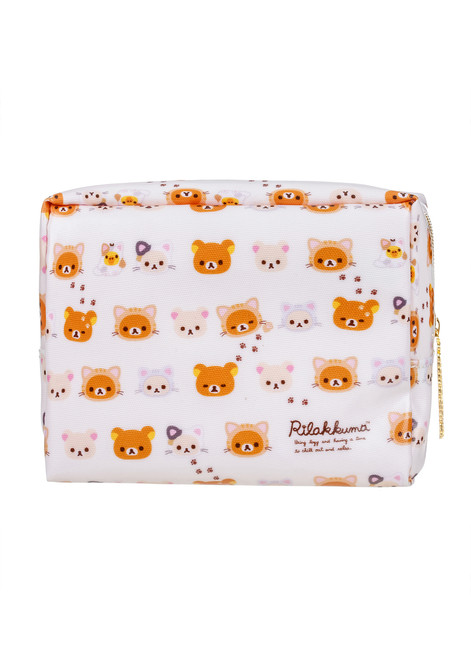 Rilakkuma Tiger Pencil Pouch