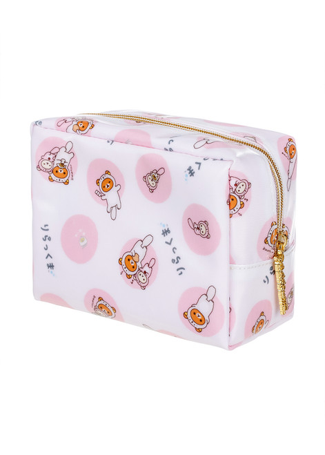 Rilakkuma Sea Otter Pencil/cosmetics Pouch and case