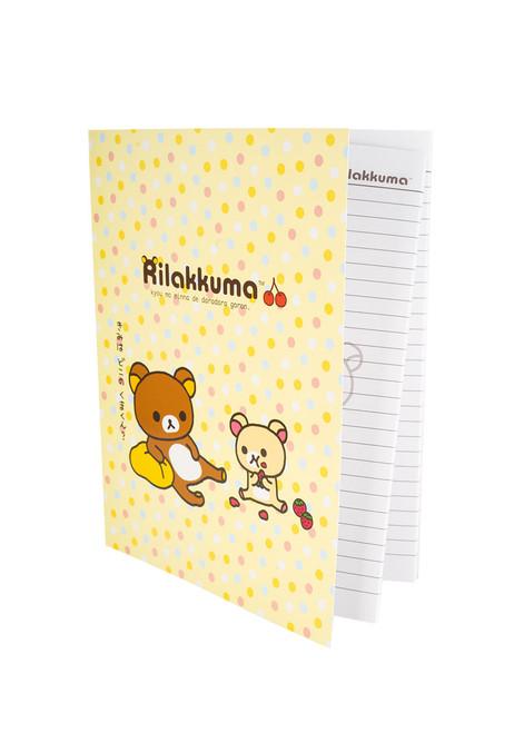 Rilakkuma and Korilakkuma Notebook