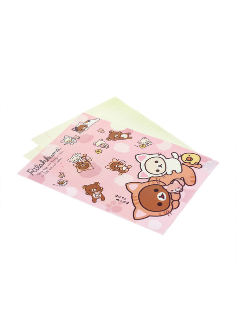Rilakkuma Tiger File Folder