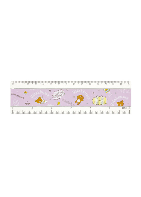 Rilakkuma Space Ruler