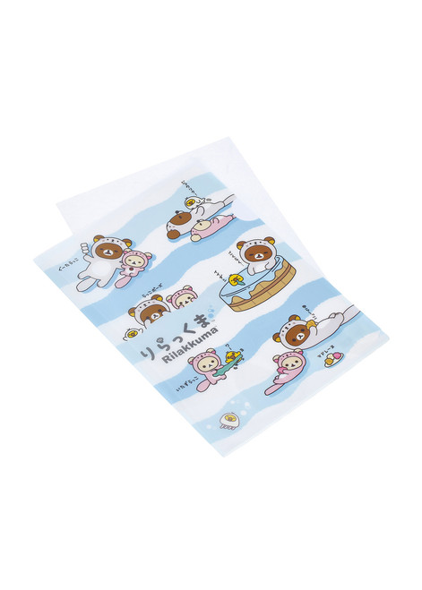 Rilakkuma Sea Otter File Folder