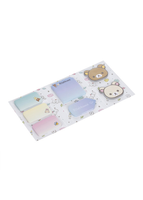 Rilakkuma Space Sticky Note Booklet