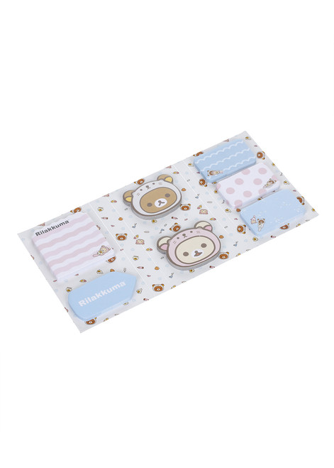 Rilakkuma Sea Otter Sticky Note Booklet