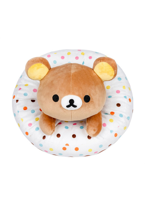 Rilakkuma Donut Plush Stuffed Animal