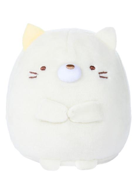 Neko White Cat Stuffed Plush Animal - Small