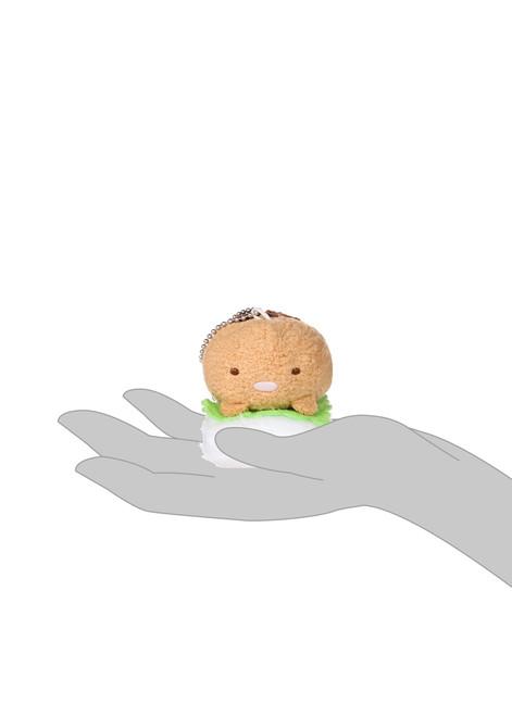 Keychain Sushi Tonkatsu Nigiri