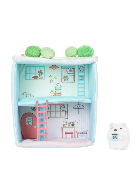 Sumikko Gurashi Scene Upstairs Downstairs
