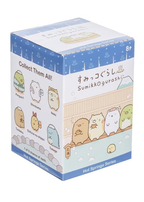 Sumikko Gurashi Blind Box Hot Springs Series
