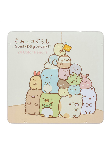 Sumikko Gurashi 24 Color Pencils