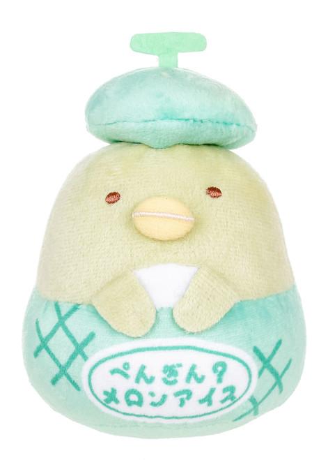 Sumikko Gurashi Penguin? Melon Ice Dessert Plush