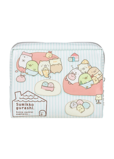 "Sumikko Gurashi™ Pencil Pouch House 6.1"""