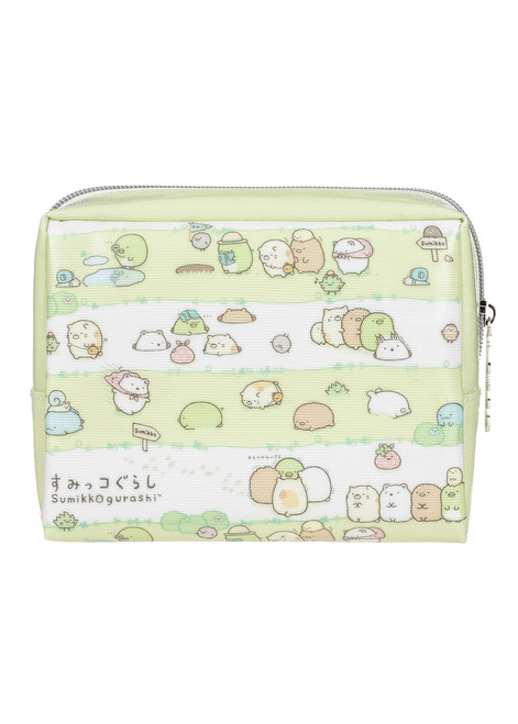 Sumikko Gurashi Pencil Pouch Adventure