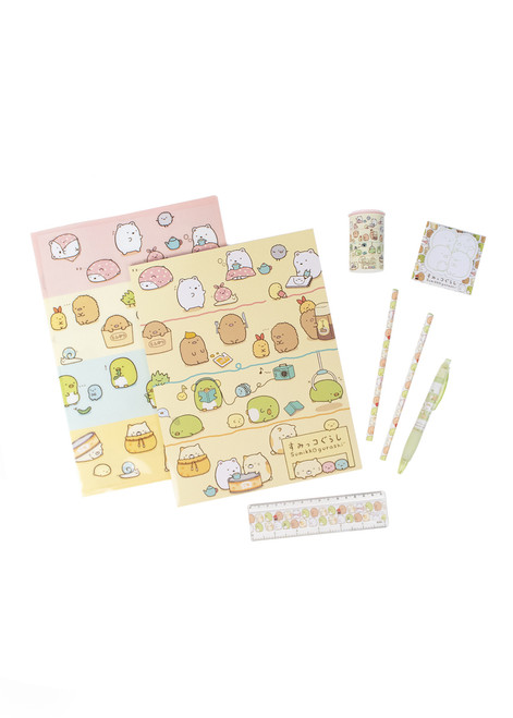 Sumikko Gurashi™ Back to School Stationery Set