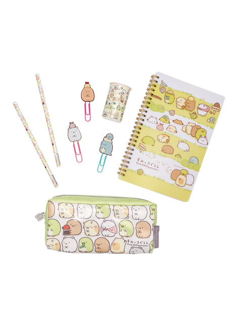 Sumikko Gurashi™ Pencil Pouch Stationery Set