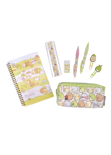 Sumikko Gurashi™ Writing Pouch Stationery Set