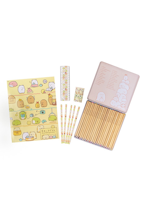 Sumikko Gurashi™ Drawing Stationery Set