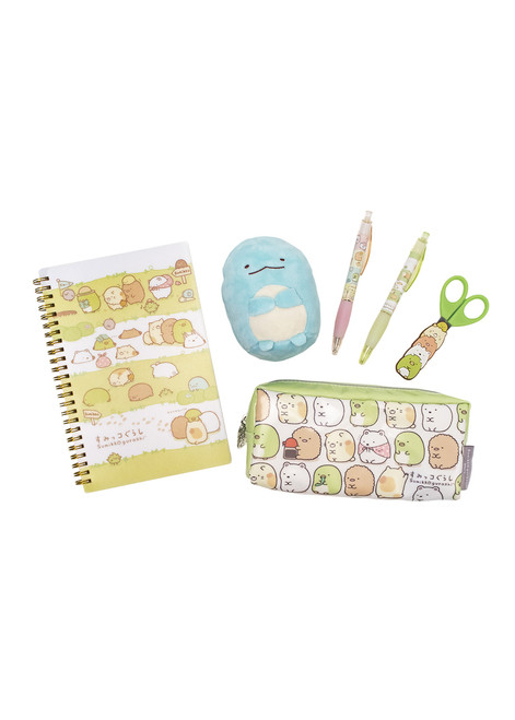 Sumikko Gurashi™ Writing + Plush Stationery Set