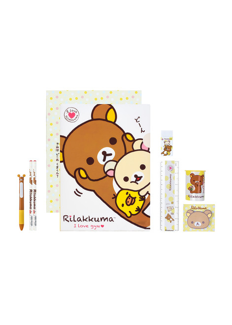 Rilakkuma™ Back to School Stationery Set