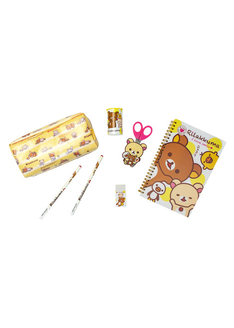 Rilakkuma™ Writing Pouch Stationery Set