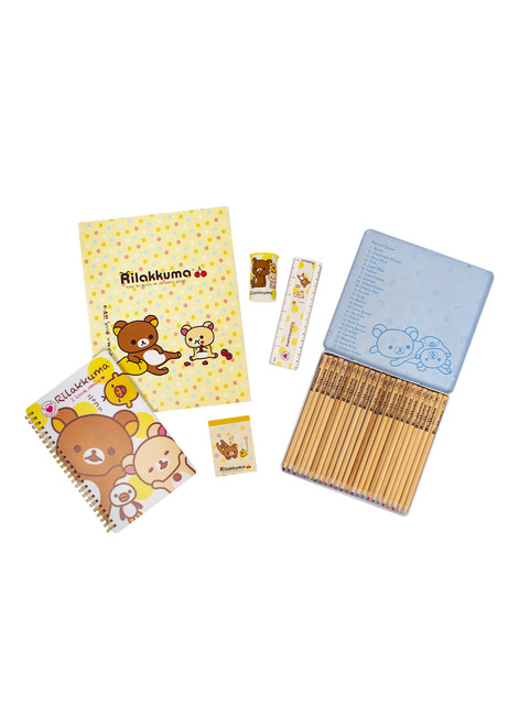 Rilakkuma™ Coloring Stationery Set