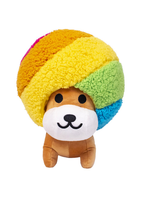 Afro Ken™ Rainbow Hair Plush