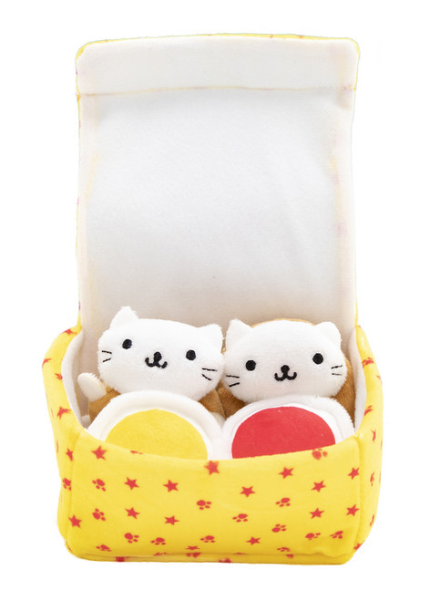 Nyan Nyan Nyanko™ Chicken Nuggets Fast Food Cat Plush