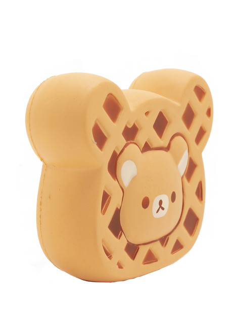 Rilakkuma™ Waffle Squishy Slow Rising Stress Ball