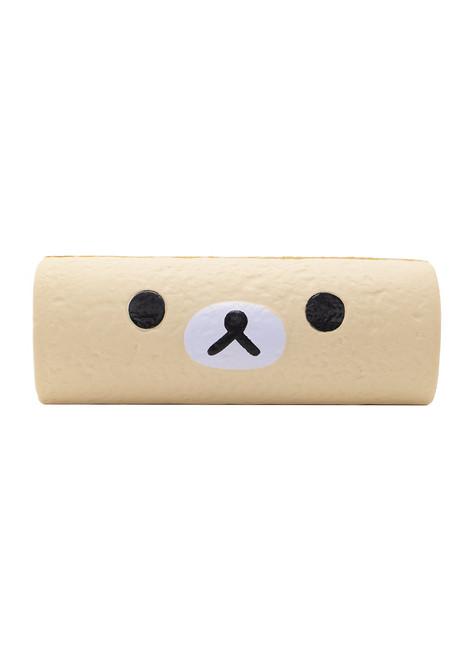 Korilakkuma™ Vanilla Cake Roll Squishy  Slow Rising Stress Ball