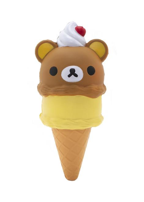 Rilakkuma™ Ice Cream Squishy  Slow Rising Stress Ball