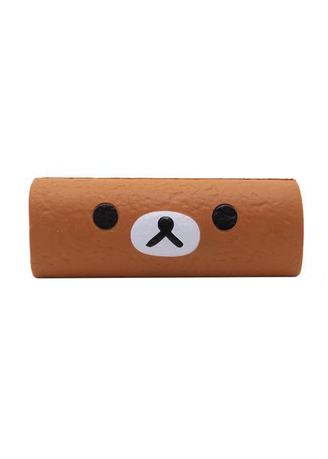 Rilakkuma™ Chocolate Cake Roll  Slow Rising Stress Ball