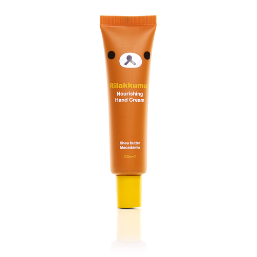Rilakkuma Nourishing Hand Cream w/ Shea Butter