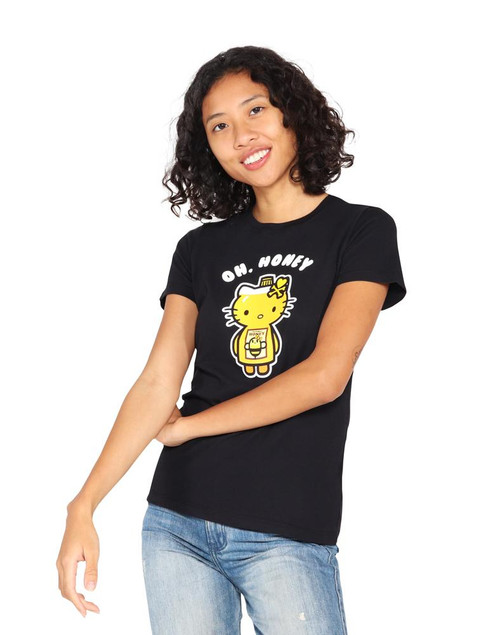 tokidoki oh honey tshirt being worn